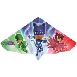 Gunther Kite PJ Masks, Approx. 115 X 63 Cm