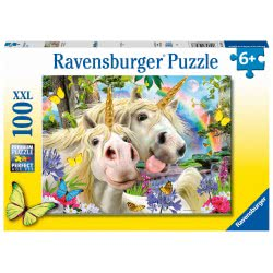 Ravensburger Selfies Worry, Be Happy XXL 100Pc Jigsaw Puzzle 12898 4005556128983