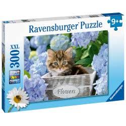 Ravensburger 300XXL Pcs Puzzle Kitten 12894 4005556128945