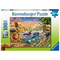 Ravensburger Puzzle 100Xxl Pieces Waterlake 12910 4005556129102
