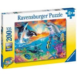 Ravensburger 200 Piece Puzzle Underwater Life 12900 4005556129003