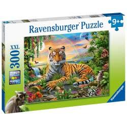 Ravensburger Puzzle 300Xxl Pieces Tiger 12896 4005556128969