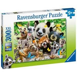Ravensburger Wildlife Selfie XXL 300Pc Jigsaw Puzzle 12893 4005556128938
