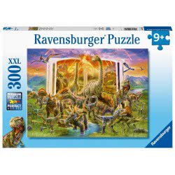 Ravensburger Dino Dictionary XXL 300Pc Jigsaw Puzzle 12905 4005556129058