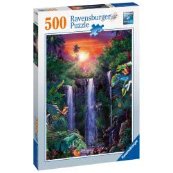 Ravensburger Gorgeous Waterfalls 14840 4005556148400