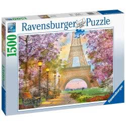 Ravensburger Παζλ 1500 Τεμ. Ρομαντικό Παρίσι 16000 4005556160006
