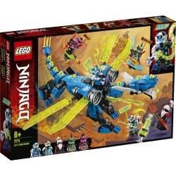 LEGO NINJAGO Jay'S Cyber Dragon 71711 5702016616972