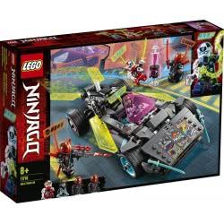 LEGO NINJAGO Ninja Tuner Car 71710 5702016616965
