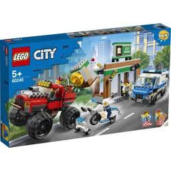 LEGO City Police Monster Truck Heist 60245 5702016617795