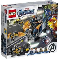 LEGO Marvel Avengers Truck Take-Down 76143 5702016618051