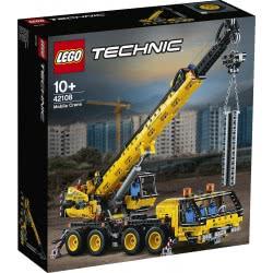 LEGO Technic Mobile Crane 42108 5702016617474