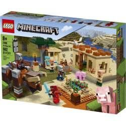 LEGO Minecraft The Illager Raid 21160 5702016618273