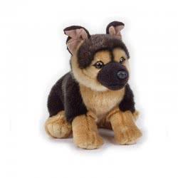 National Geographic German Shepherd Ngs Plush Dogs 770687 8004332706878