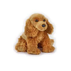 National Geographic Cocker Spaniel Ngs Dog Plush Toy 770682 8004332706823