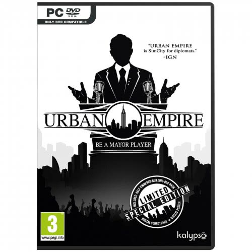 Kalypso PC Urban Empire 4260089416796 4260089416796
