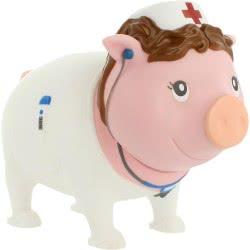 Lilalu Biggys Piggy Bank Nurse 9004 4250282490044