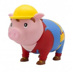Lilalu Biggys Piggy Bank Handyman 9017 4250282490174