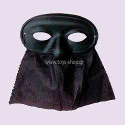 fun world Μάσκα Zorro Με Κάλυμμα DS/B 5212007502851