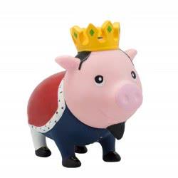 Lilalu Biggys Piggy Bank King