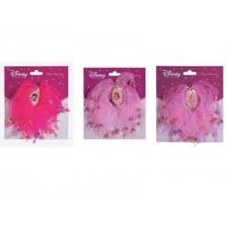 As company Princess Κοκκαλάκια - Ponytails Disney Princess 4 Σχέδια 1014-2182 5203068021825