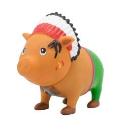 Lilalu Biggys Piggy Bank Indian Chief