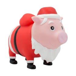 Lilalu Biggys Piggy Bank Santa Claus