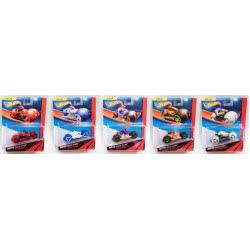 Mattel Hot Wheels Μοτο Racers Μηχανές BDN36 746775305376