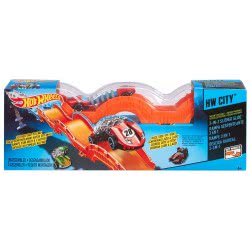 Mattel Hot Wheels Πίστα Σκουληκιών X9329 746775179052