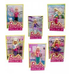 Mattel Μίνι Barbie Επαγγέλματα (6Σχ) BFW62 746775316044