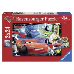 Ravensburger Παζλ 2x24τεμ. Cars 05-08870 4005556088706