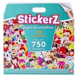 As company Συλλογή Αυτοκόλλητα Stickerz-Unisex 1080-08191 5203068081911