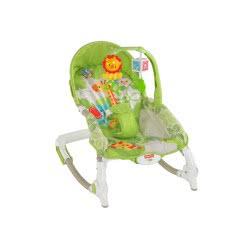 Fisher-Price Newborn To Toddler - Ριλάξ/Κούνια BCD28 746775280857