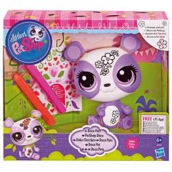 Hasbro LITTLEST PET SHOP DECO PET Ζωάκια Για Στόλισμα A6272 5010994779009
