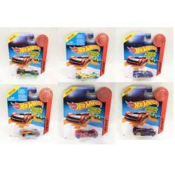 Mattel Hw Αγωνιστικά Αυτοκινητάκια BDW18 746775307394