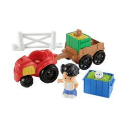 Fisher-Price LITTLE PEOPLE - ΤΡΑΚΤΕΡ Y8202 746775248895