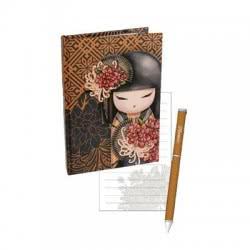 kimmidoll Σημειωματάριο Με Στυλό Tatsuyo 05135 9316188051354