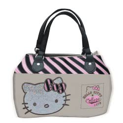 GIM Hello Kitty ΤΣΑΝΤΑΚΙ OBΑΛ HELLO KITTY 375-02255 5204549071568