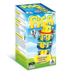 Desyllas Games Δεσύλλας Επιτραπέζια Παιδικά Pisa 100564 5202276005641