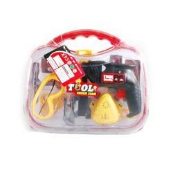 Toys-shop D.I OEM ΕΡΓΑΛΕΙΑ ΣΕ ΒΑΛΙΤΣΑΚΙ Tool set JU029633 5262088296330