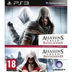 UBISOFT PS3 Assassin`S Creed Revelation & Brotherhood 3307215689165 3307215689165