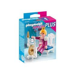 Playmobil Special Plus Ωραία Κοιμωμένη με ανέμη 4790 4008789047908