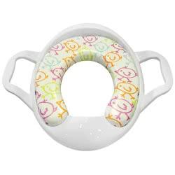 just baby Παιδικό κάθισμα τουαλέτας με χειρολαβές Birds JB-2580BIRDS 9190025801698