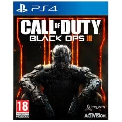 Activision PS4 Call Of Duty Black Ops III 5030917181658 5030917181658