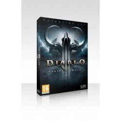 BLIZZARD PC Diablo III: Reaper Of Souls Expansion Pack 5030917140938 5030917140938
