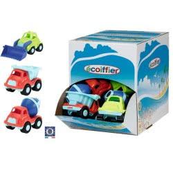 ecoiffier Mini Οχήματα Σε 3 Σχέδια Public Works Trucks In Dump D17217 3280250172178
