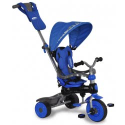 MG TOYS Ποδηλατάκι Skiddoo 3 Σε 1 Μπλε 412150 5204275121506