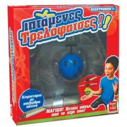 Real Fun Toys Ιπτάμενες Τρελόφατσες 08.08030 5200392380307