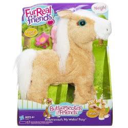 Hasbro Furreal Friends Butterscotch, My Walkin' Pony Pet A7293 5010994779313