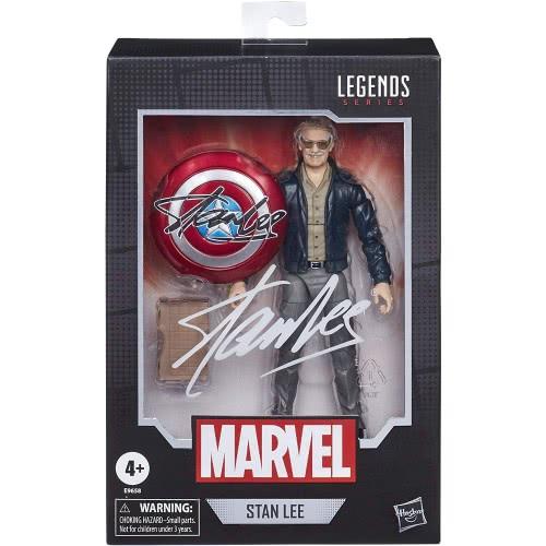 Marvel/'s The Avengers Marvel Legends Series Actionfigur Stan Lee 15 cm Hasbro