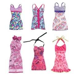 Mattel Barbie Μόδες - Μοντέρνα Σύνολα 6 Σχέδια N4875 027084674675